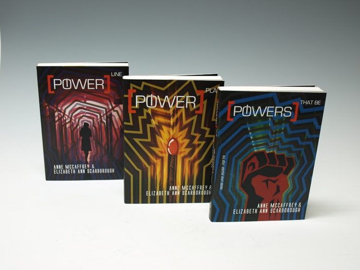 Power Book Cover Design series