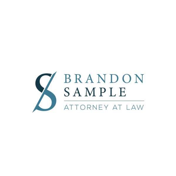 Logo Design for Brandon Sample Attorney at Law